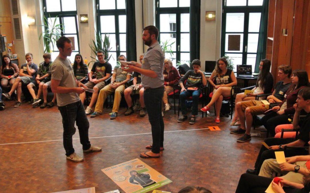 Ausbildungsseminar in Dresden startet