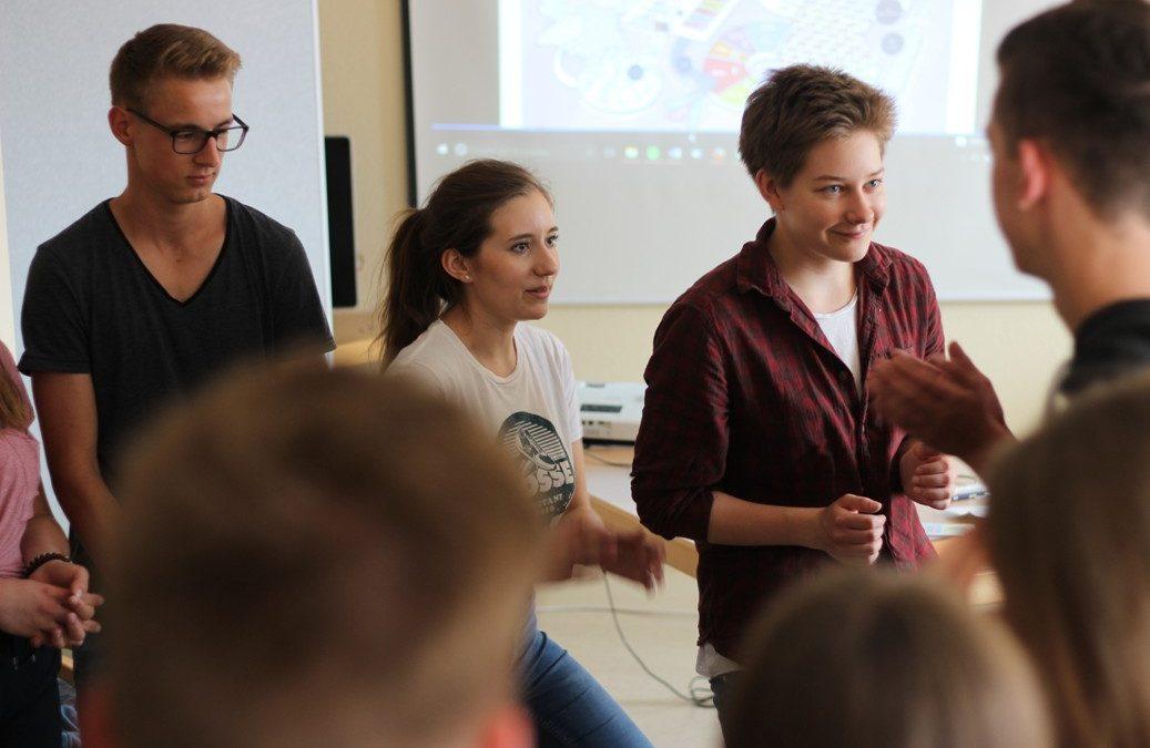 50 junge Wahlexperten in Dresden – Ausbildung Numero Uno