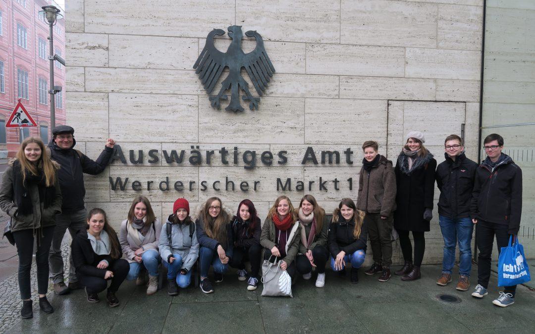 Berlin calling! – Bericht unserer netzpolitischen Seminarfahrt