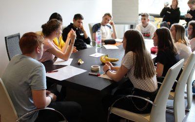 """Die zweite """"Ich bin wählerisch!""""- Ausbildung 2019 in Dresden"""