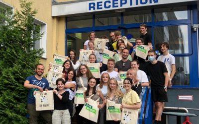 2000 Jugendliche werden in Sachsen und MV zur Bundestagswahl ausgebildet